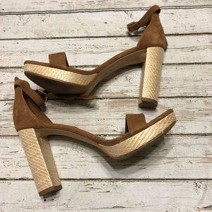 Nine West Sandal Heels